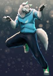Fursona Dancing