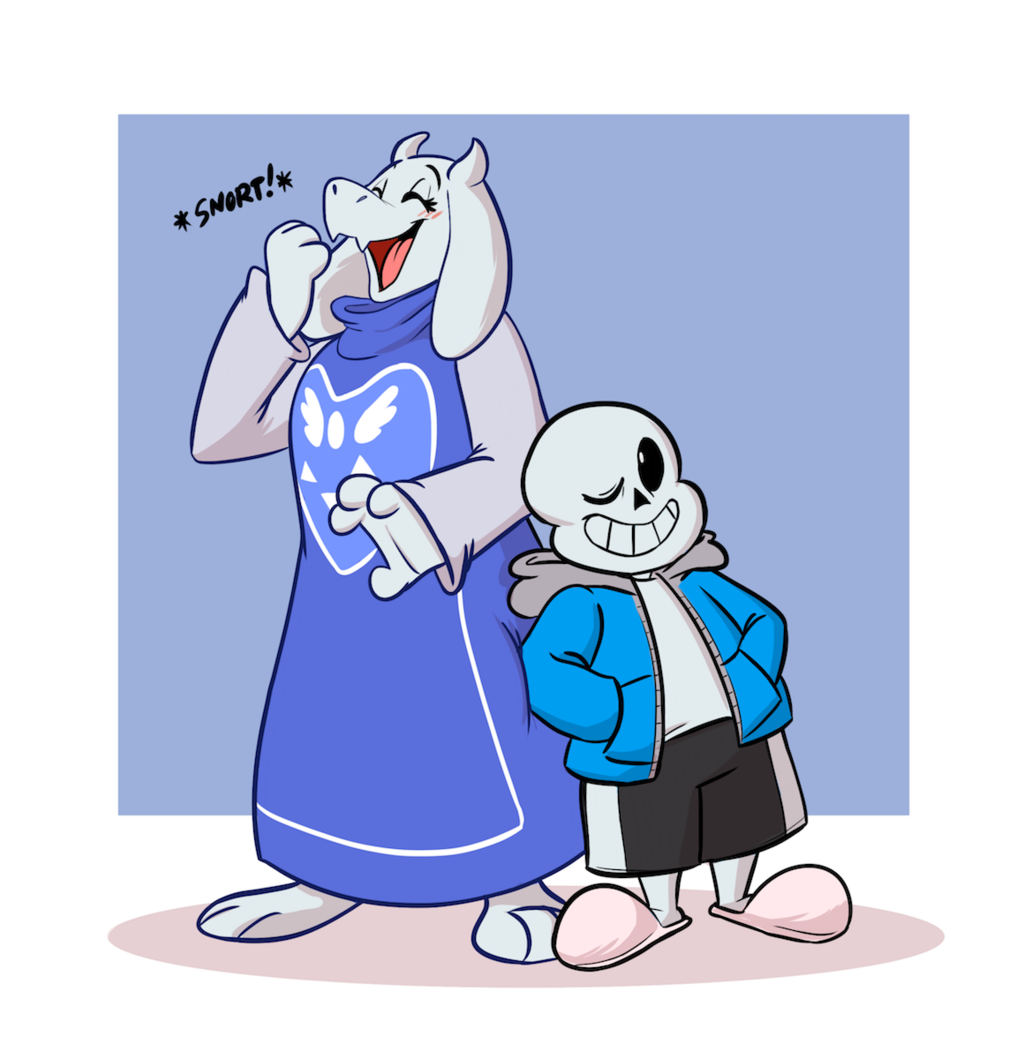 A couple of dorks