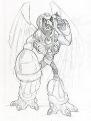Decembird: Storm Eagle