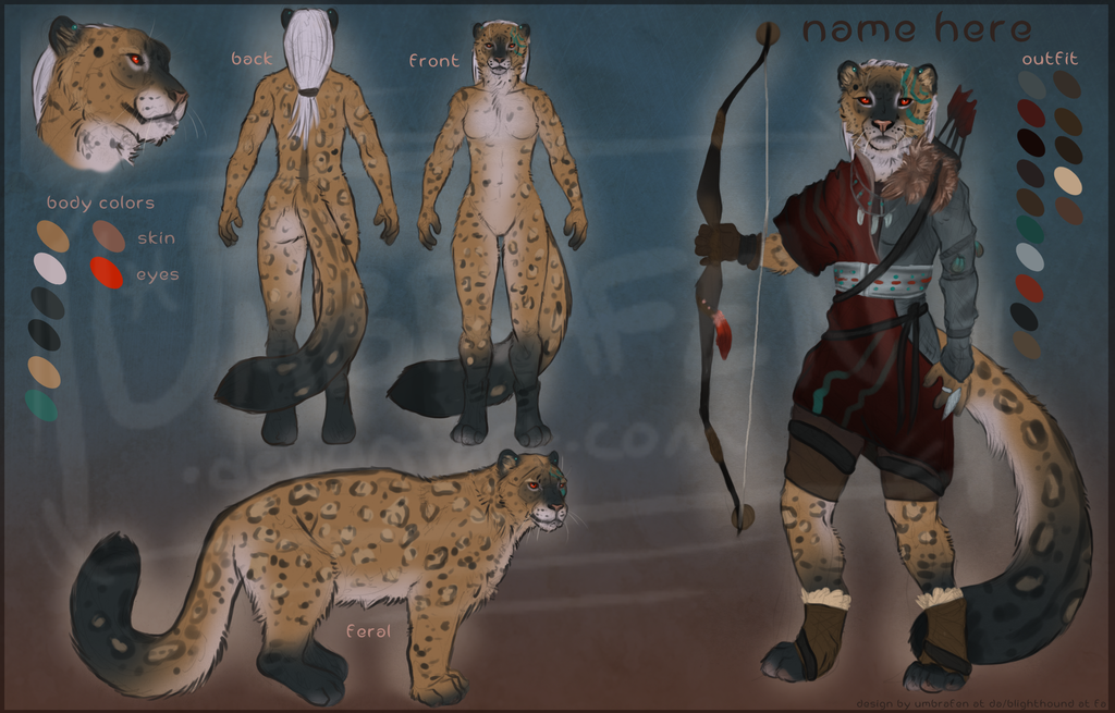 Most recent image: Feline Archer Auction [closed]