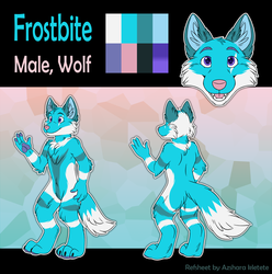 [C]Frostbite reference sheet