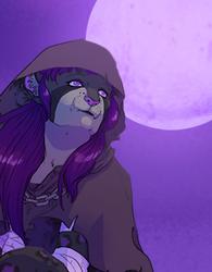 Muda in the Moonlight