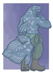 West Indian Ocean Coelacanth