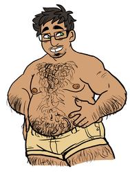 [Fanart] fuzzy