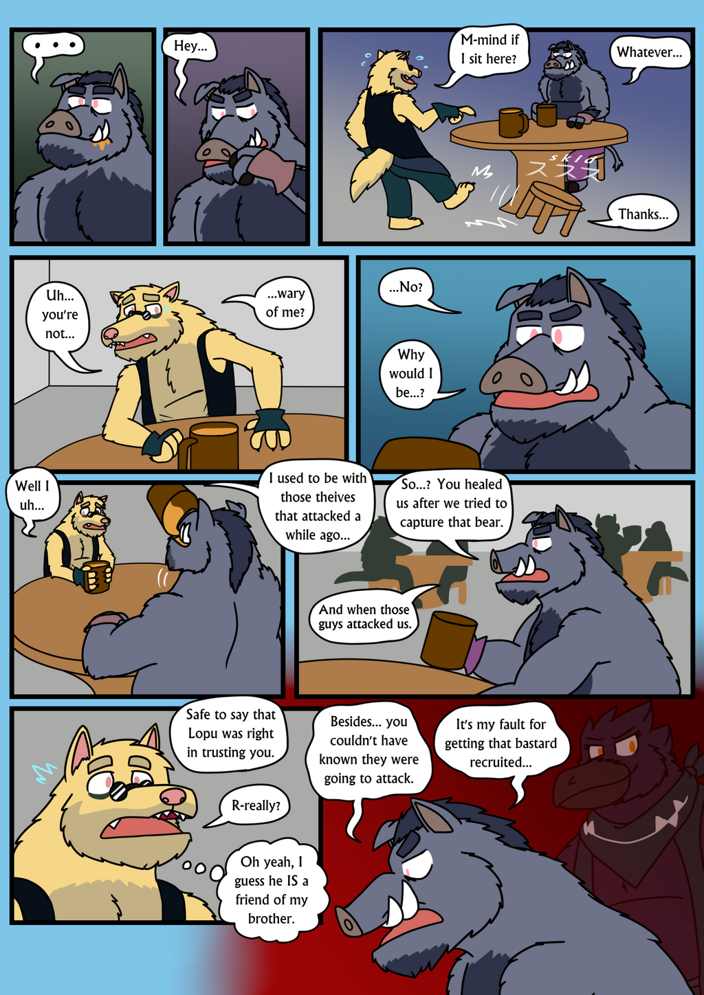 Lubo Chapter 21 Page 15