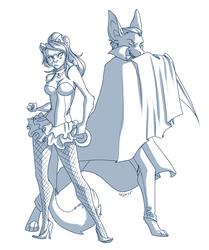 The Vampire Bat & The Recursive Cat