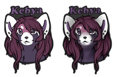 Character Badge Commissions [OPEN]