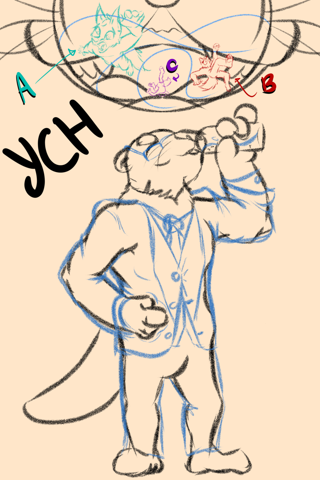 Drink of Mic-watero [YCH]