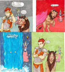 Shamans and Druids