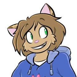 Personal Art - Bright-n-Happy Cookie