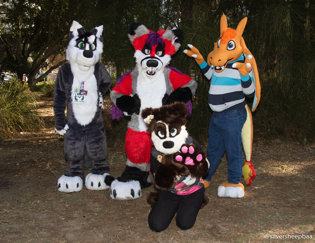 FurJAM 2018: Creative Beasts Group Shot