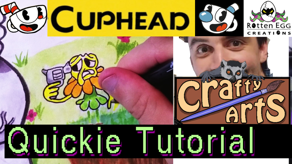 VIDEO Cuphead Quickie Tutorial