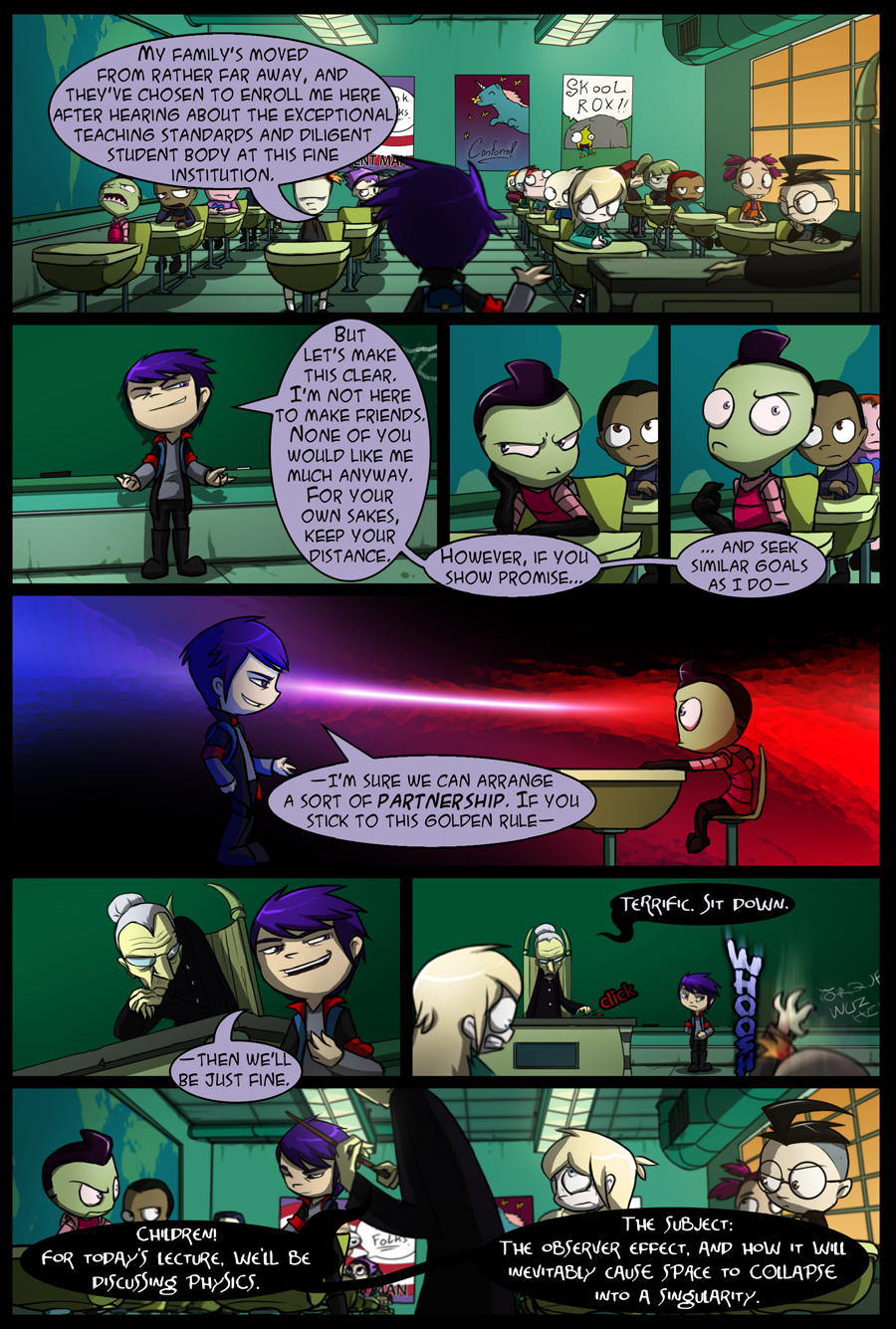 Duality Chapter 2 - Page 6