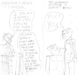 Anti anti escapism scrap ranting