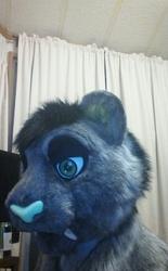 Nova fursuit head