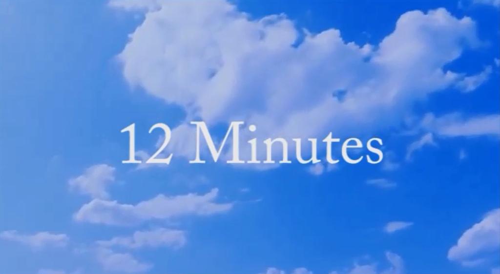 12 Minutes (PLEASE READ DESCRIPTION)