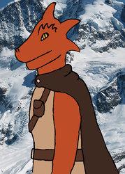 Mountain Kobold