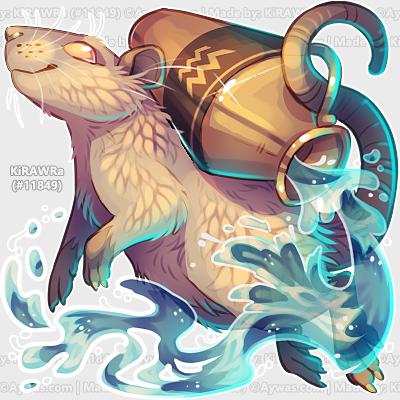 Aywas RCC: Aquarius Rat