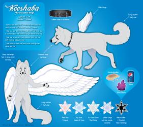 Keeshaba Reference Sheet