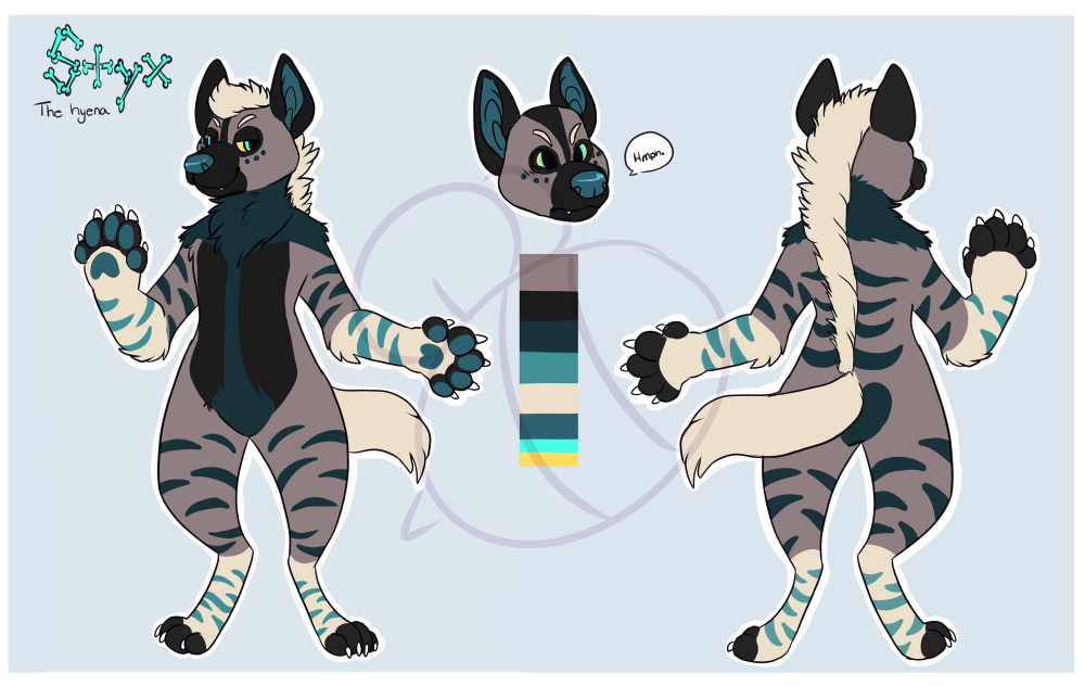 Striped Hyena Design
