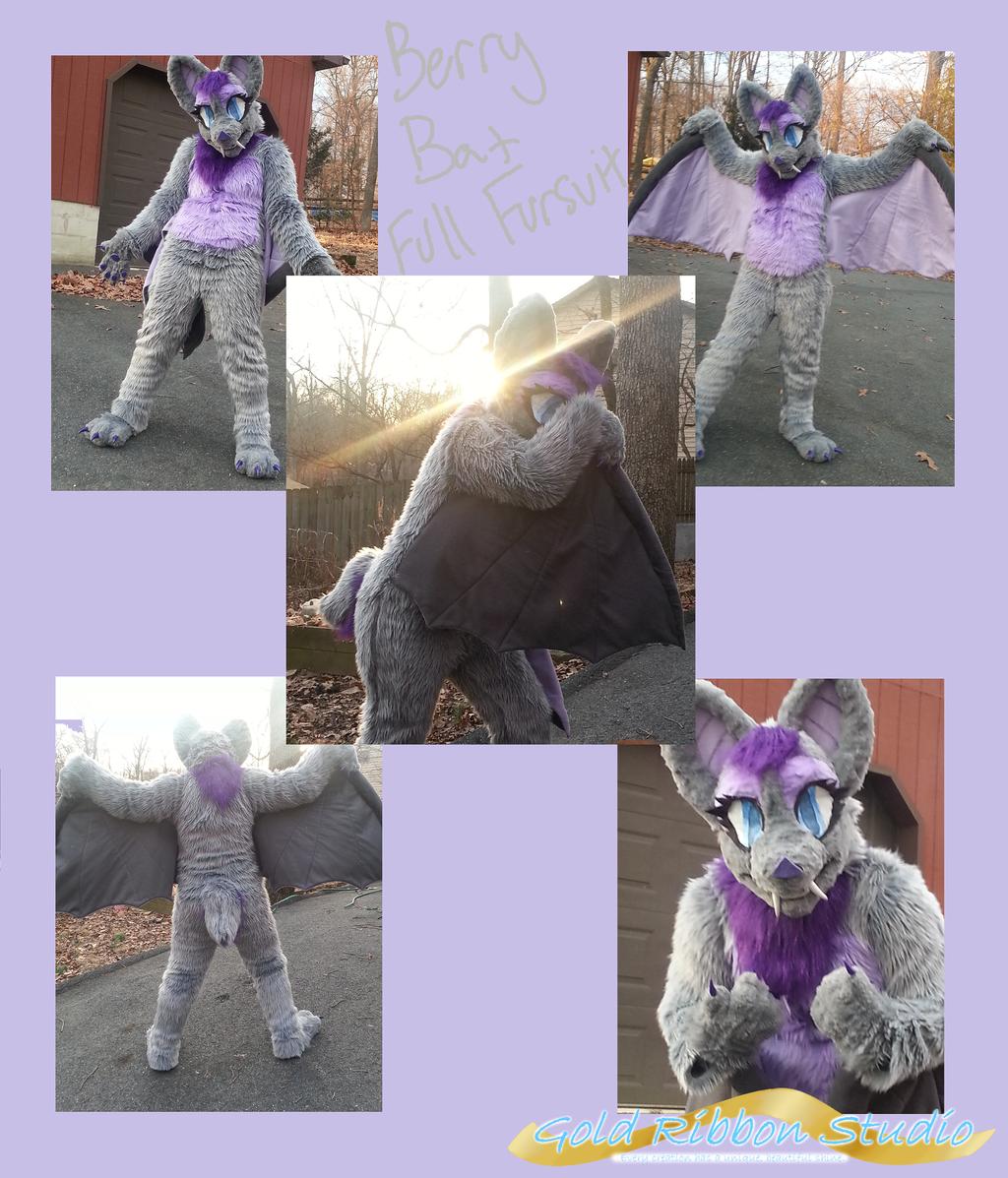Featured image: Berry Bat Fursuit (2014)