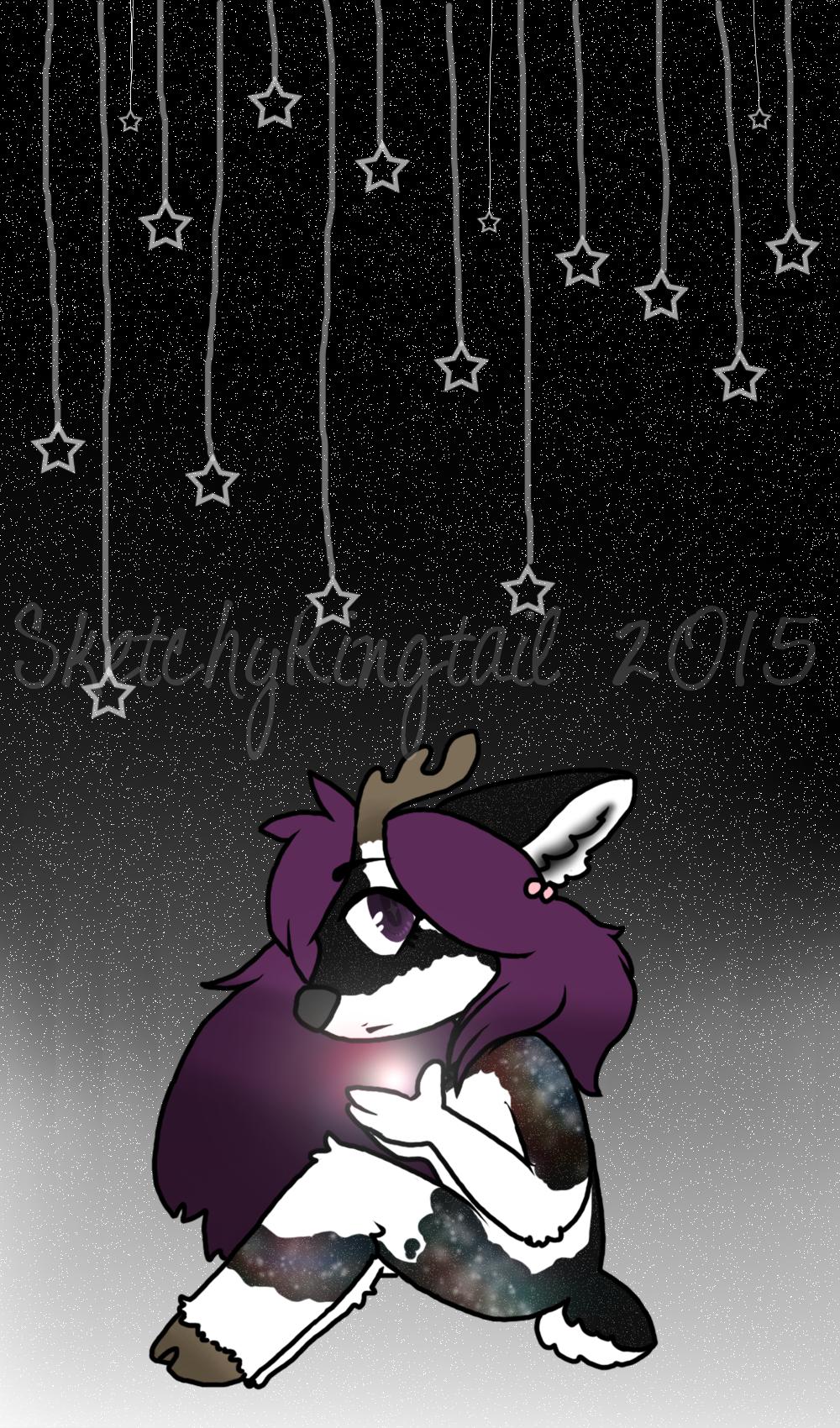 Catch a falling star.