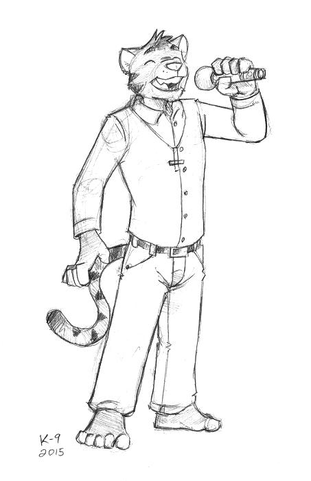 Peter the Karaoke Cat (FC'15)