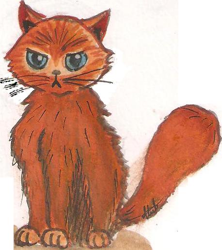 Most recent image: cat for secndlogic