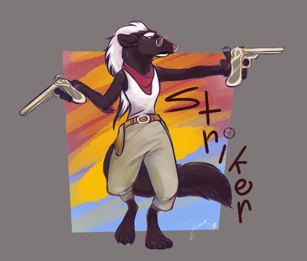 Skunk Gunman