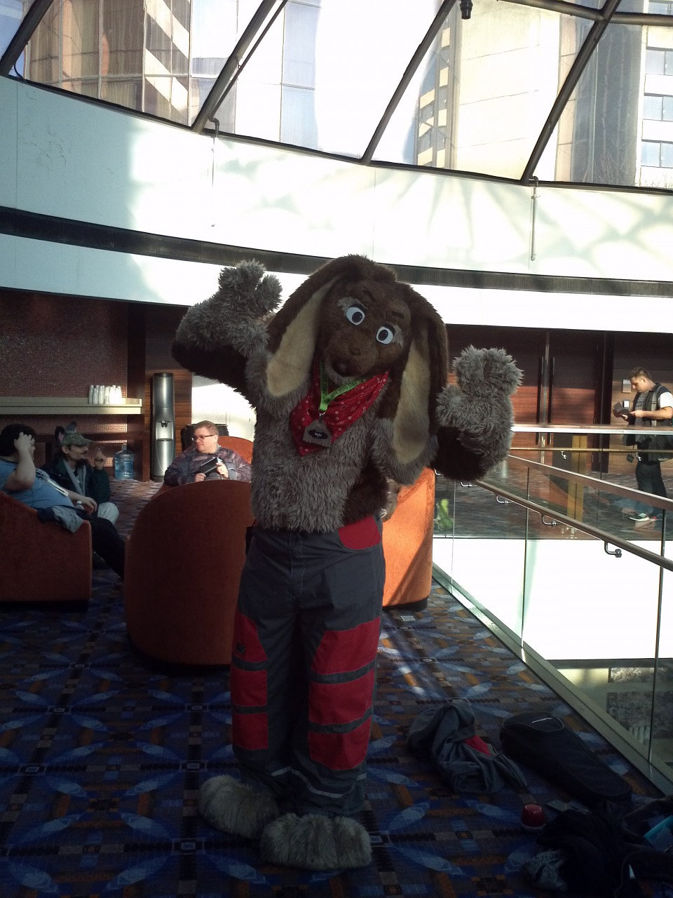 Skuff at MFF 2015!