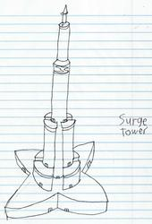 Surge Tower