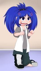 angery lil Sally
