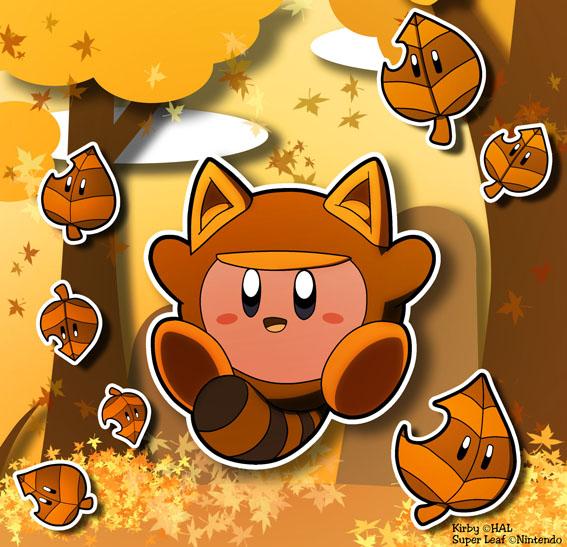 Tanooki Kirby