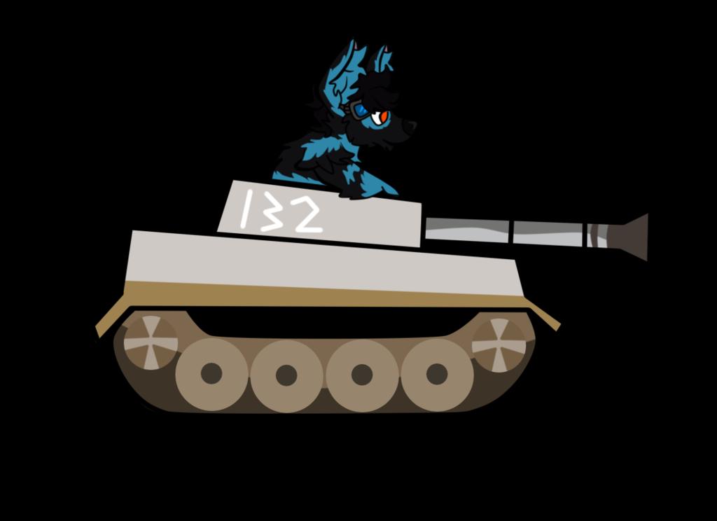 [Comm] Chibi tank for Naz