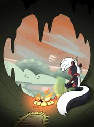 Skunk Cave