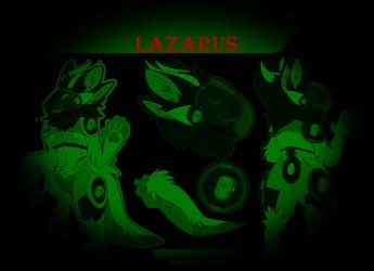 Gods for the Machines 13: Lazarus