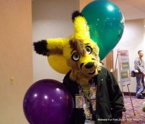 balloon roo