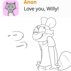 CuriousCat Question: Willy
