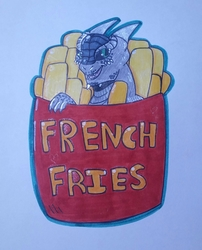 French Fry King