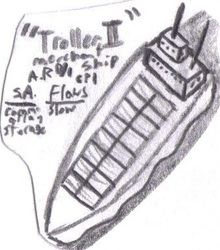 "MR Light Cargo Ship ""Troller II"""