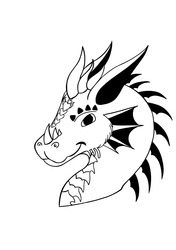 [Sticker] Dragon Sticker