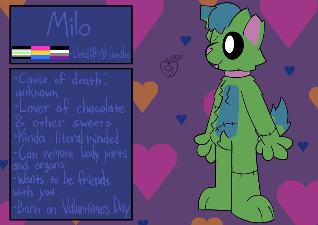 Milo Ref V2