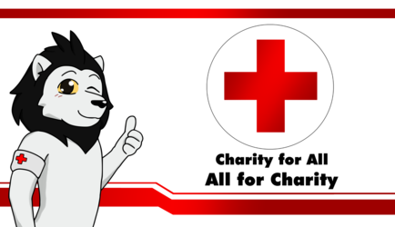 Charity Advertisement