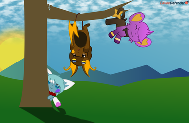 False Bats