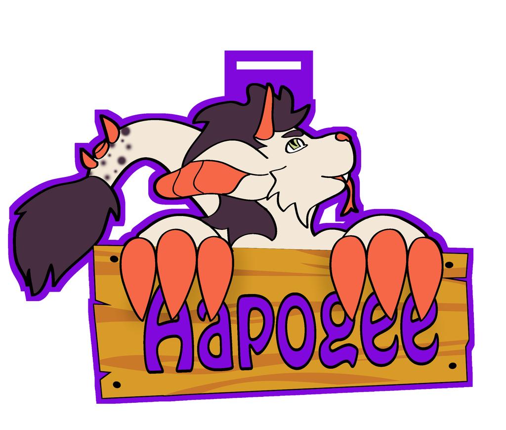 Aapogee Badge