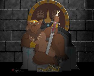 Kodiak the Bar'bear'ian