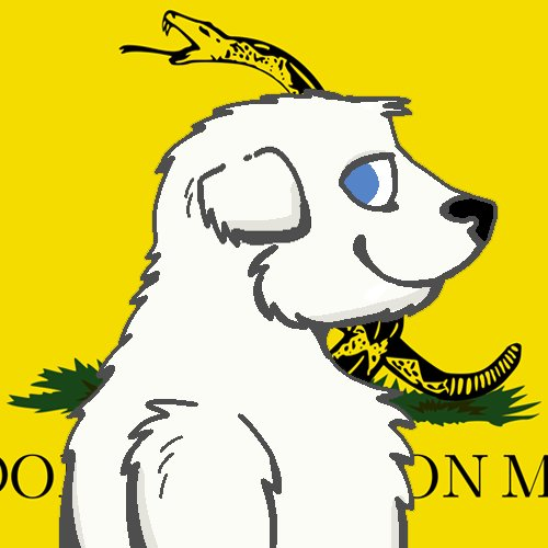 Most recent image: Don't Tread  On Me