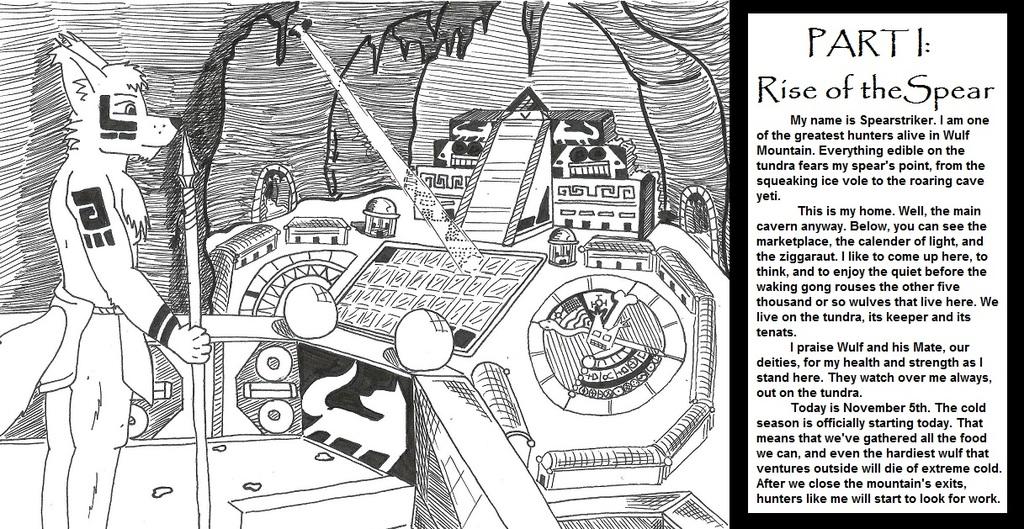 Wulf Mountain Page 5