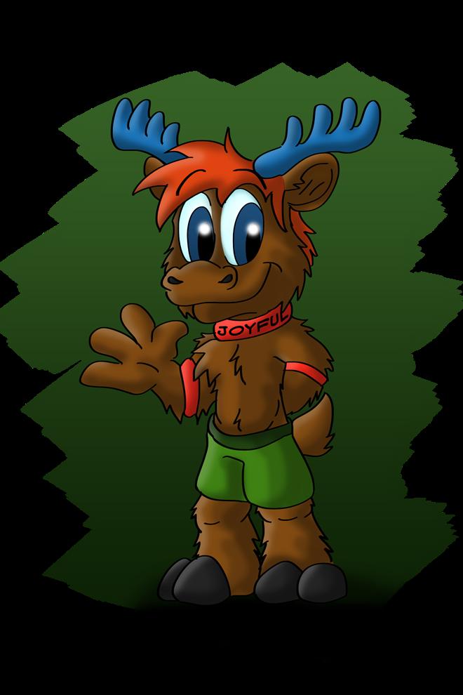 Joyful the Reindeer