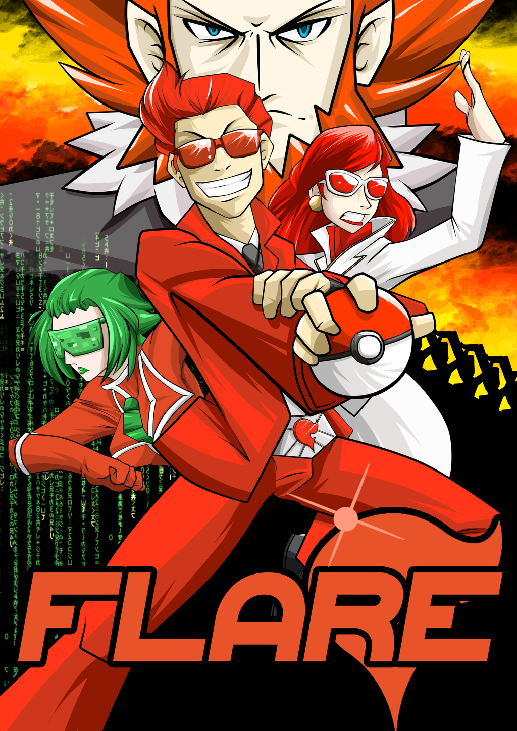 Most recent image: Team Flare